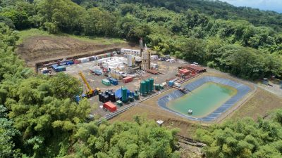 Drilling on St Vincent promising with high temperature confirmed at depth
