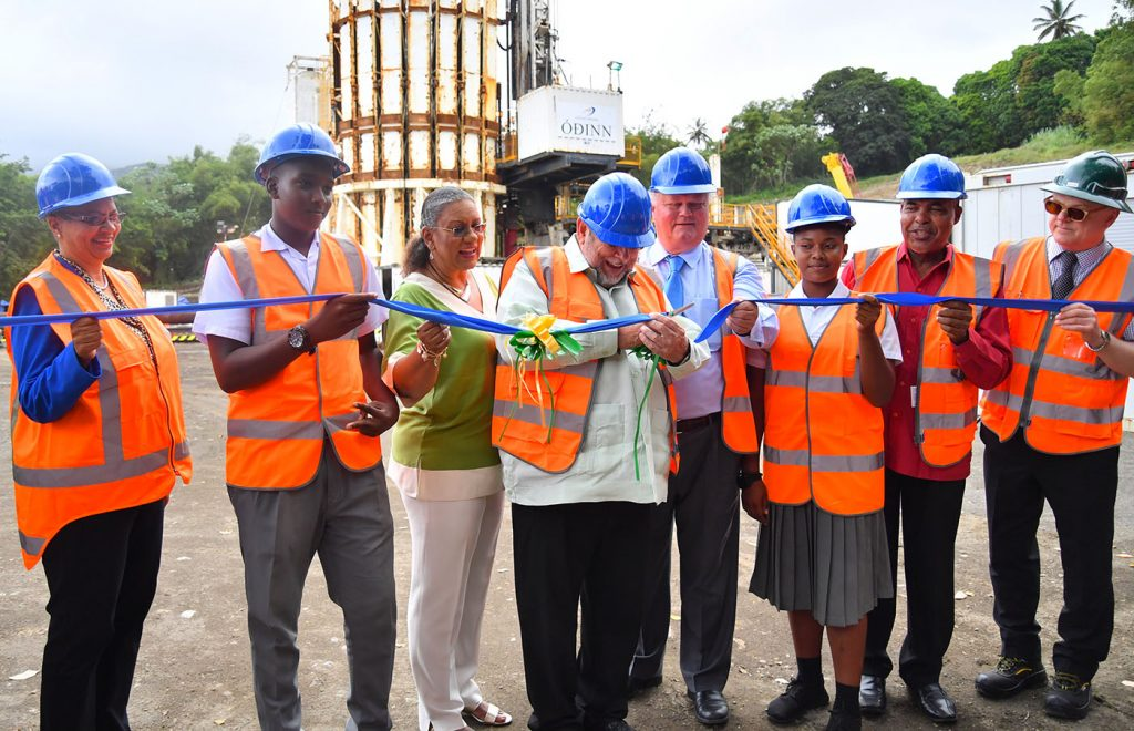 The crucial role of CDB in the geothermal ambitions of St. Vincent