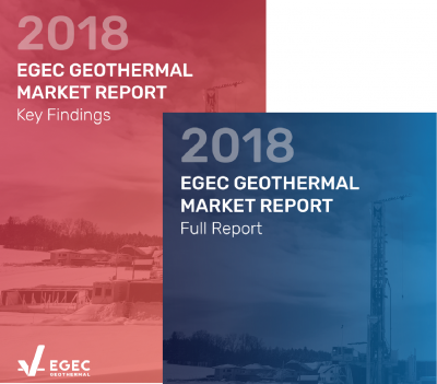 EGEC Webinar – European Geothermal Market Report, 2 July 2019