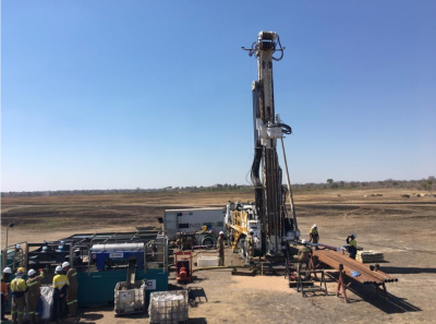 Kalahari GeoEnergy commenced slim well programme at project in Zambia