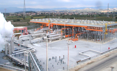 50 MW Efeler 8 geothermal power plant comes online in Aydin, Turkey