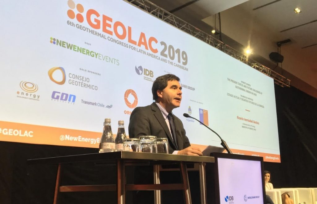 Government of Chile (carefully) commits to develop geothermal energy market