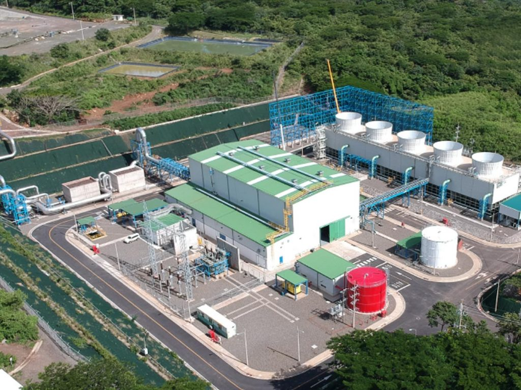 Costa Rica reports near 100% renewable energy electricity supply and electricity export