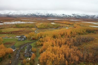 Agriculture could be Alaska's way to utilise its geothermal resources