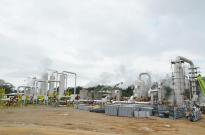 Sorik Marapi geothermal plant reduces electricity cost in North Sumatra, Indonesia