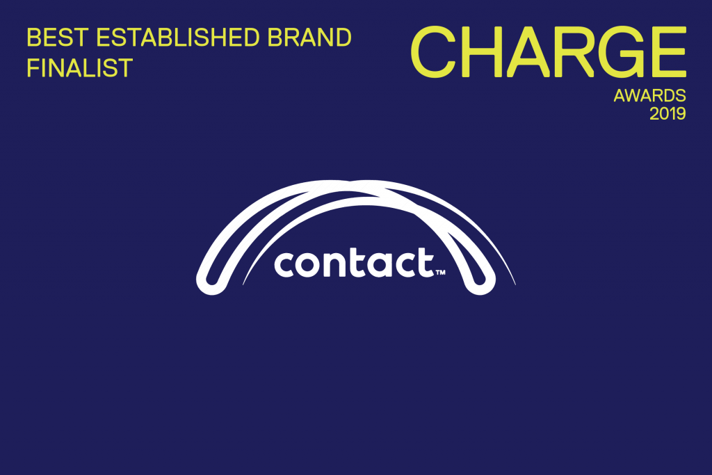 Contact Energy from NZ nominated for prestigious energy branding award