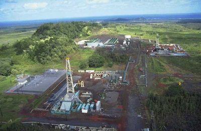 Full capacity of Puna geothermal plant by year-end