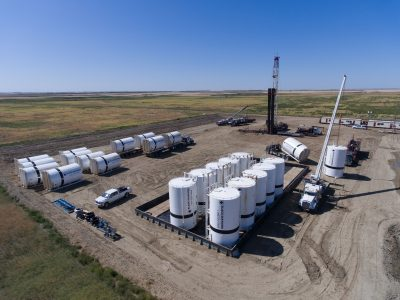 DEEP starts flow testing on site of geothermal project in Saskatchewan, Canada