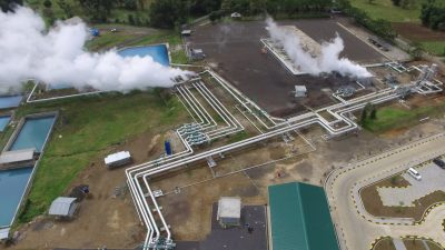 Results for annual geothermal production bonus in Indonesia