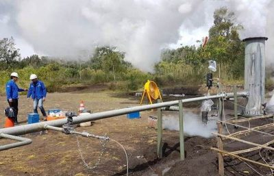 Geological agency identifies 6 new geothermal resource areas in Indonesia