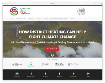 Join discussion on district heating & cooling development in land of geothermal, Iceland!