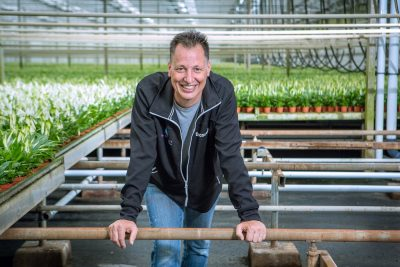 Horticulture grower in the Netherlands enthusiastic about his geothermal heat supply