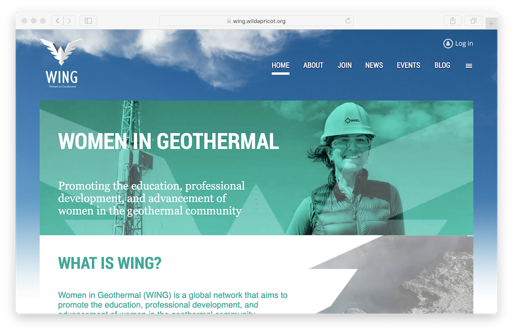 Contact Energy partners with Women in Geothermal (WING) to promote diversity in the geothermal industry