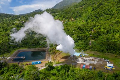 Dominica geothermal project evaluating three bids for plant technology