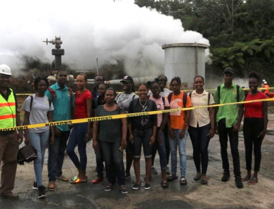Dominica geothermal project successfully concludes well tests