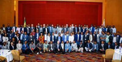 First International Symposium in Geothermal Energy in Ethiopia this week in Addis Ababa