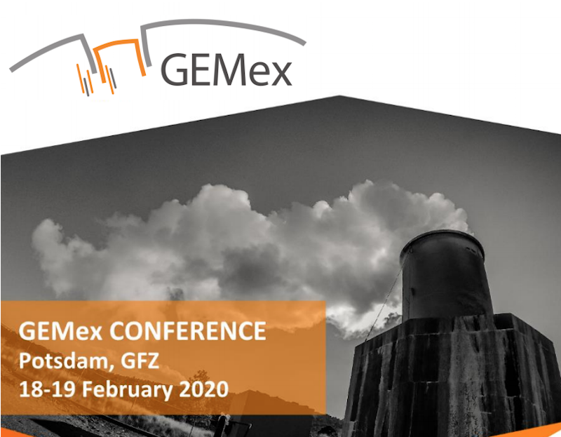 GEMex Conference – Superhot Geothermal Sytems and Dev't of EGS, Potsdam – 18-19 Feb 2020