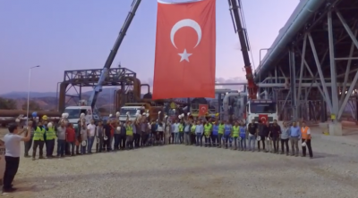 30 MW Maspo Ala-2 geothermal plant started commercial operation in Turkey