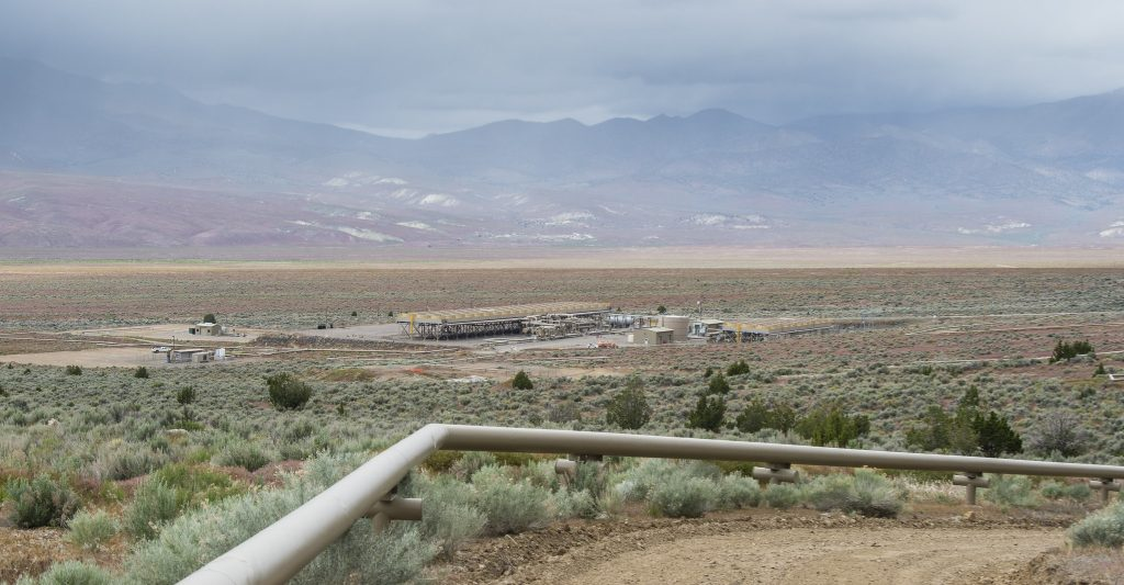 Public input sought for Comstock geothermal development in Nevada