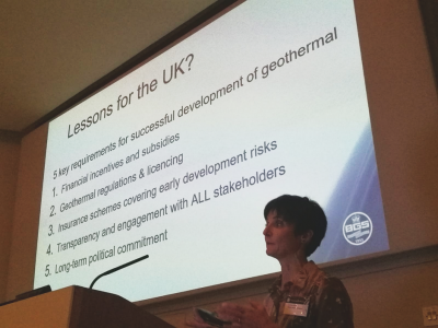 Promising times for geothermal in the UK highlighted at 7th UK Geothermal Symposium