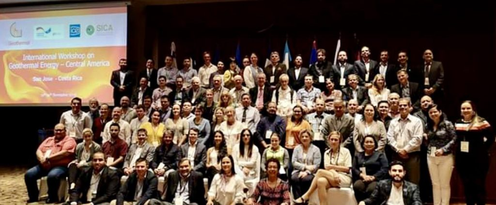 Regional workshop in Costa Rica highlights the important role of geothermal