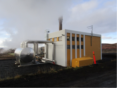 Refurbished Bjarnarflag geothermal plant in Iceland starts full production