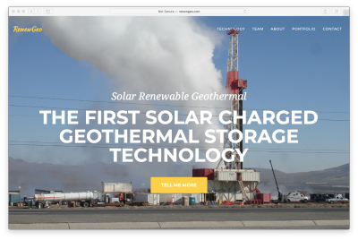Well field equipment purchased for solar augmented geothermal project in Nevada