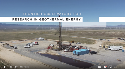 The Utah FORGE Project, a new future for geothermal – a video by Seequent