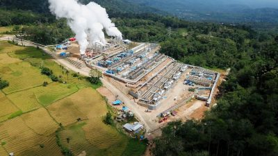 First 45 MW of Sorik Marapi geothermal project started commercial operation