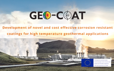 The Geo-Coat project – materials, coating and material science for geothermal applications