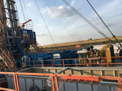 Drillmec MR-8000 drilling rig for sale  in Turkey