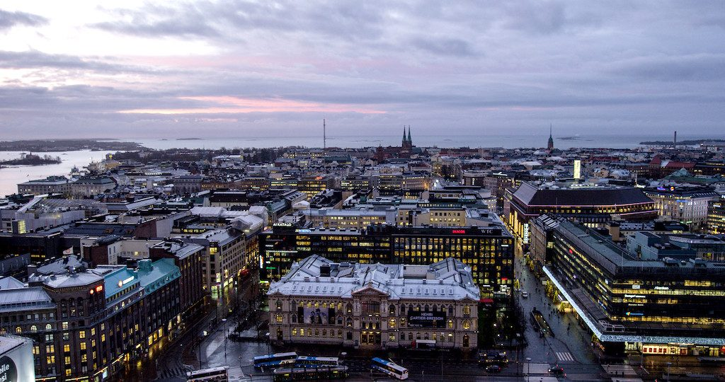 Helsinki would need 5,000 wells for geothermal district heating