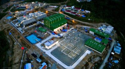 The development of the Muara Laboh geothermal plant, West Sumatra