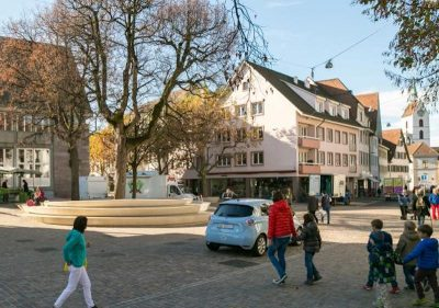 Federal support for the geothermal project in Riehen, Switzerland
