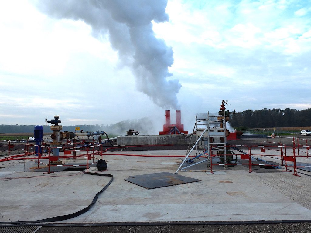 ÉS committed on Wissembourg geothermal project and efforts on lithium extraction