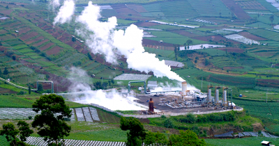 Construction work started for expansion of Dieng and Patuha geothermal plants