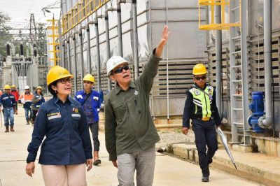 Short development time of Sorik Marapi geothermal project lauded