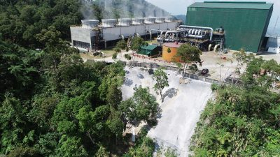 Bringing geothermal plants back to operation after earthquakes in the Philippines