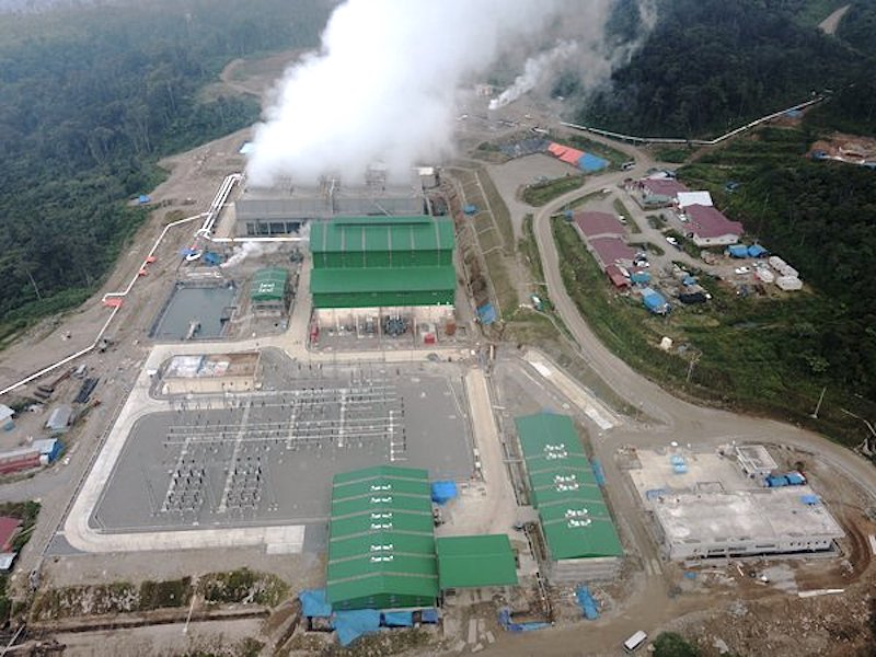 ADB to double commitment to Indonesia with an emphasis on a green recovery, specifically geothermal