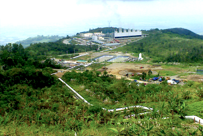 Philippines DOE sees two renewables contracts applications for geothermal projects