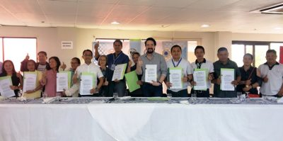 EDC to directly remit royalties from geothermal op's to local community on Leyte, Philippines
