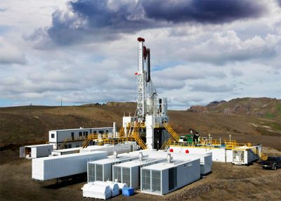 Iceland Drilling, GeoDrill project – advancing geothermal tech