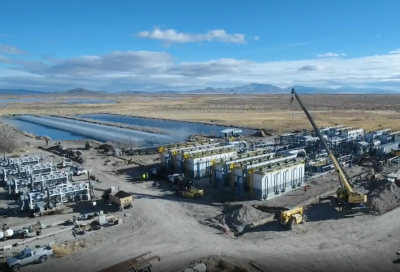Stock of Kaishan Compressor up following PPA for geothermal plants in the U.S.