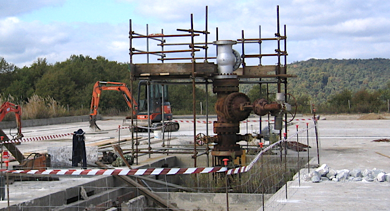 Drilling into supercritical fluids and seismic, research in Italy - ThinkGeoEnergy