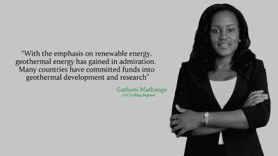 Women in Geothermal – GDC interview with Eng. Gathoni Mathenge