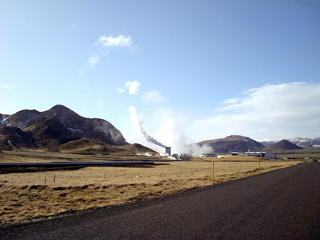 Innovation in geothermal energy utilization – the Icelandic story