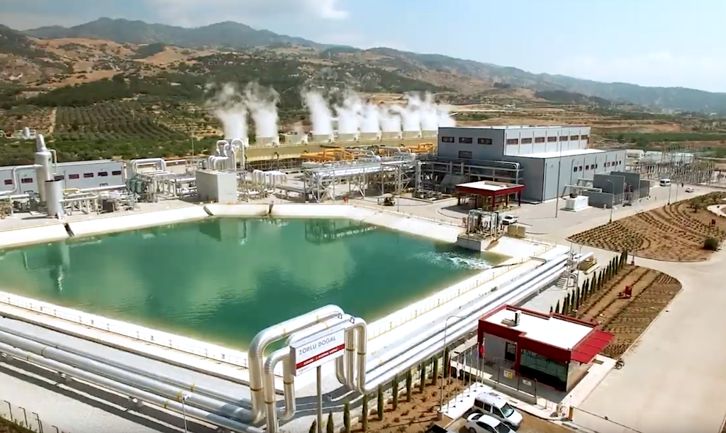 Turkey's geothermal sector hopeful it can contribute lithium to national car industry