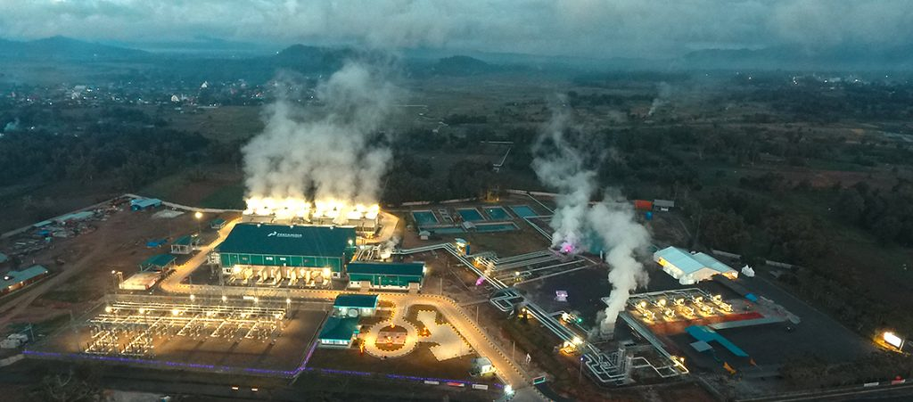 Indonesia state-owned geothermal holding to be formed in 2021