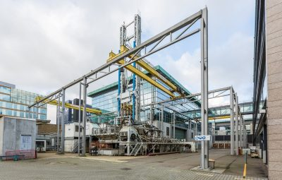 Full-scale testing of geothermal projects in Rijswijk, NL