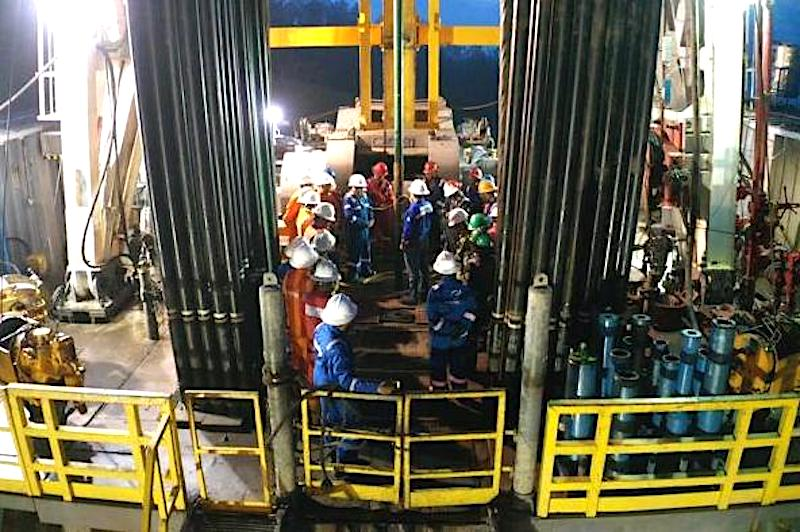 Drilling commences at Ijen geothermal project, East Java, Indonesia
